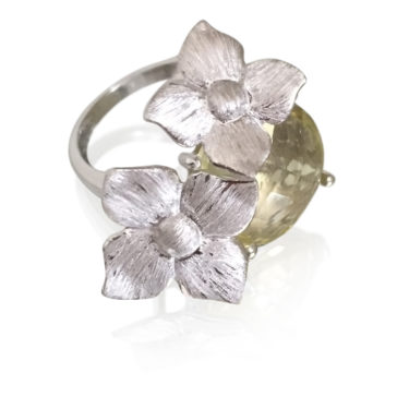 Gaia Jewels - Blomsterring