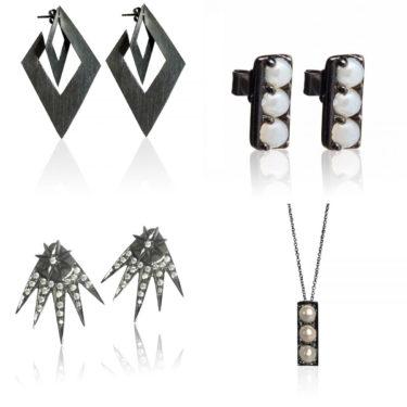 Gaia Jewels - Den dyre, rhodineret, smykker