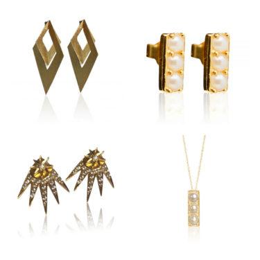 Gaia Jewels - Den dyre, guld, smykker