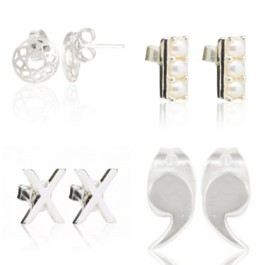 Gaia Jewels - Den lille fine, sølv, smykker