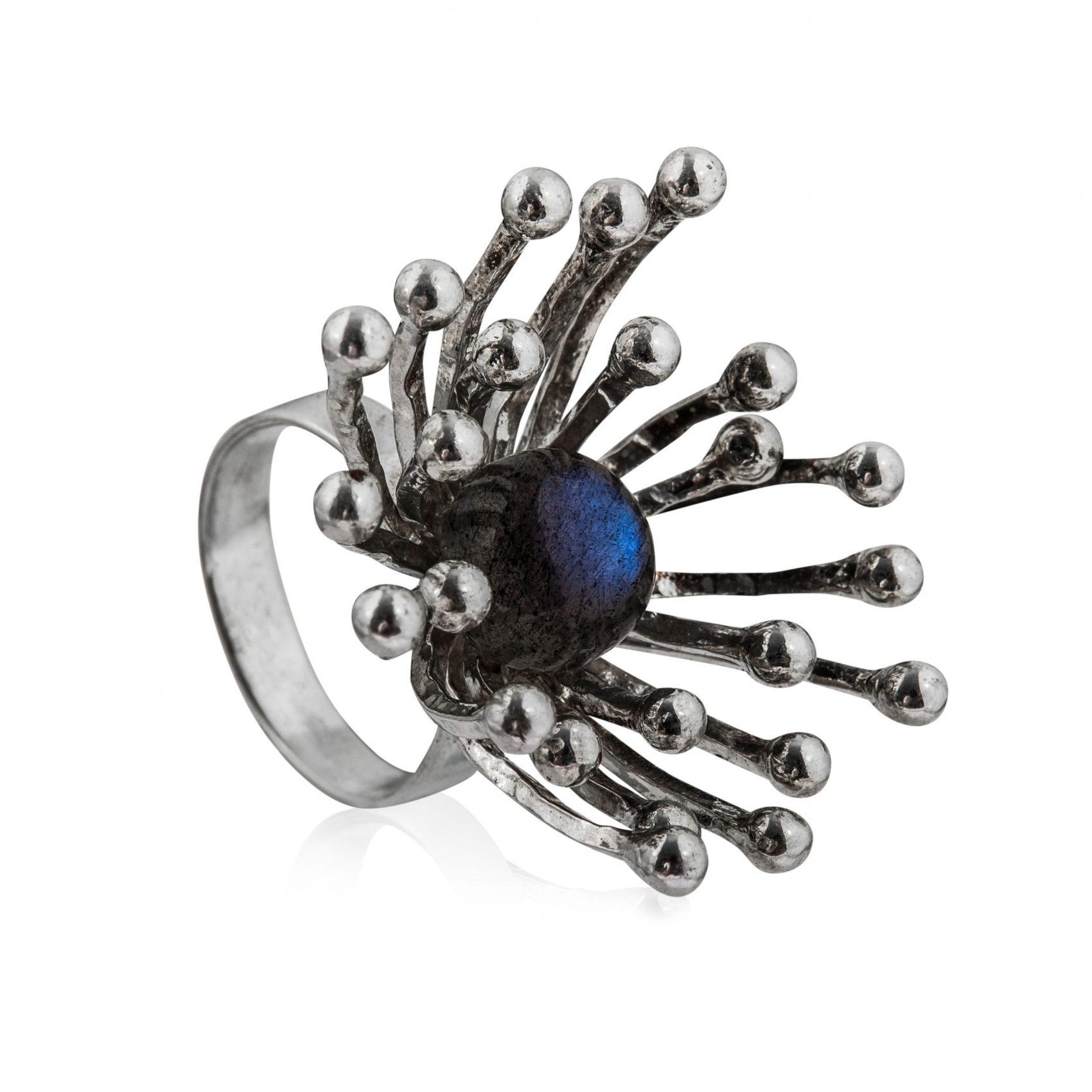 Gaia Jewels - Søanemone, ring