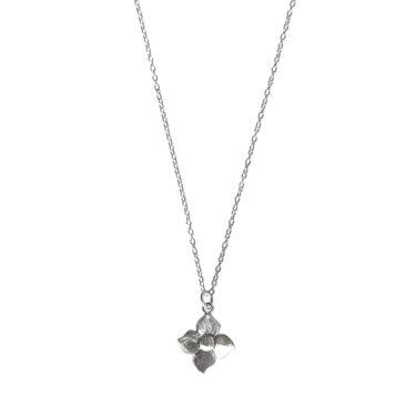 Gaia Jewels - Smørblomst halskæde, sølv