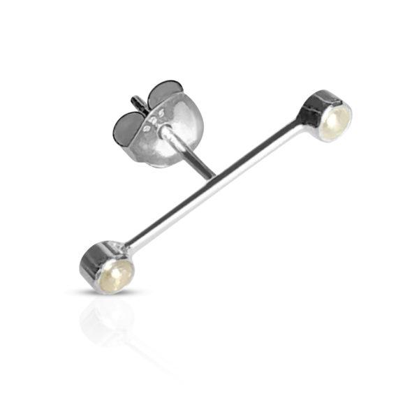 Gaia Jewels - Sølv ørering